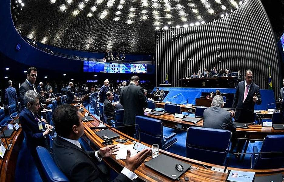 SUSPENSÃO DE MP DO REPASSE DE DADOS AO IBGE DIVIDE SENADORES